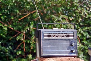 Shortwave radios were the precursor to satellite communications.