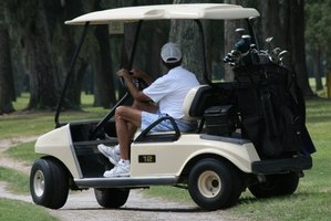 Adding a horn to your golf cart increases your presence on the golf course.