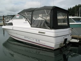 Keeping your boat canvas free from mildew will help it last for years to come.