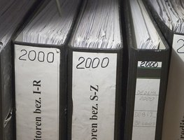 A document control system manages, catalogs and classifies documents.