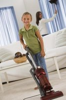 Dismantle your Bissell upright vacuum to replace a blown fuse.