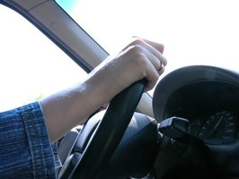 Power steering fluid makes the steering wheel easier to operate.
