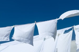 Enjoy the sight of your hand-washed clothes blowing in the breeze.