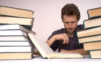 Researchers cite books and articles.