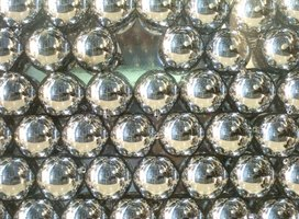 Ball bearings are identified by their AFBMA codes.