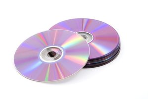 You can make money selling DVDs if you are given resell rights.