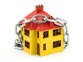 A mortgage may restrict your right to transfer your home to children.