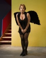 Dark angel costume idea provide easy-to-create Halloween inspiration.