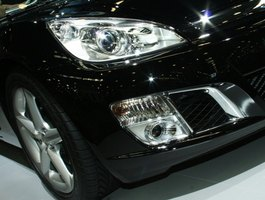 Headlight lens restorer products will work with varying degrees of lasting clarity.