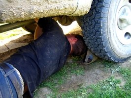 Trying diagnose or repair a clutch can involve opening up the transmission.