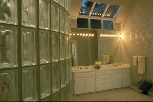 How to install a bathroom vanity light with an outlet - Bathroom lighting with built in outlet ...