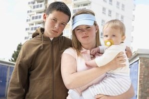 What Are the Risks of a Baby Born to Teenage Parents? | eHow