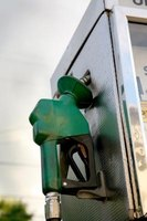 Petrol and diesel are by far the most common vehicle fuels.