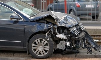 A vehicle is a total loss when the cost to repair it is close to its value.