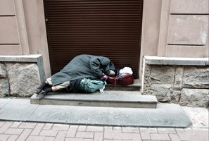 Some government programs look at circumstances like homelessness in determining eligibility.