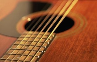 guitar strings are named after the notes they produce
