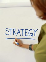 Strategic management careers involve managing projects, divisions and companies.
