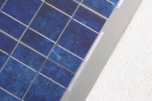 Solar panels can be personally or professionally installed.