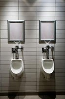 Fix the water level in your urinal for best results.