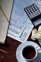 Gather your paperwork before sitting down to do your tax return.