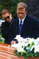 Funeral expenses can be surprisingly high.