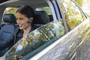 Jawbone is a brand of Bluetooth headset.
