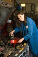 Regular oil changes are intended to replace used, dirty oil with an underperforming viscosity.