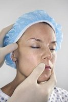 Facial cysts can be easily removed without complications.