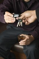 Driving under the influence can result in an arrest record or even loss of employment.