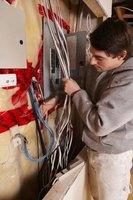 Checking a wire for power is fast and easy with the right tool.