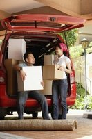 Vans can offer many options for transporting items.