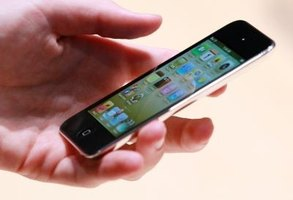 The iPod touch can play both music and videos.