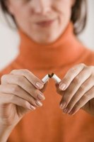 Soothe the withdrawal symptoms associated with quitting smoking.