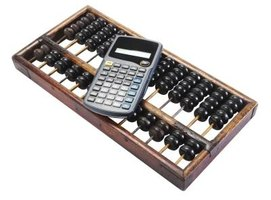 The TI-89 was a long step forward from older calculation methods.