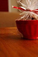 Present your gift card in a gift basket.