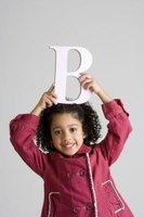 "Learning the difference between ""b"" and ""d"" is hard for many children."