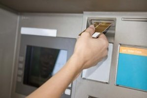 Follow the on-screen instructions to complete your ATM transaction.