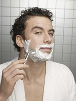 Sterilizing your razor can help prevent razor burn.