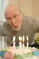 Few people are able to celebrate 100 birthdays