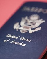 U.S. passports can only be replaced following a visit to a passport agency.