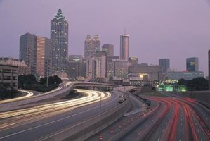 Atlantic Station is a Brownfield redevelopment project in Atlanta, Ga.