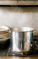 Steaming pots are one source of indoor humidity.