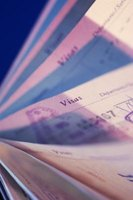 Visas are required in order to enter many countries around the world.