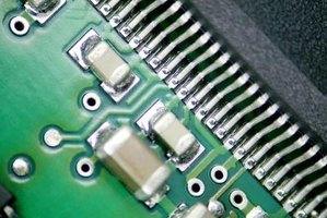Electrical engineers develop circuit boards and other electrical components.