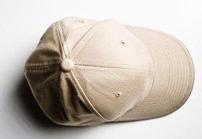 Use a washable hat mold to help your polo hat keep its shape when you wash it.