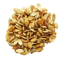 Pumpkin seeds help relieve urinary pain due to prostrate enlargement.