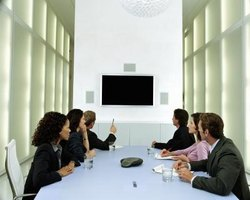 VoIP networks are also useful for conference calls with multiple participants.