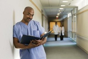 RN case managers create long-term treatment plans for patients.