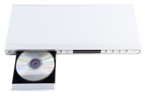 Standard DVD players recognize only two folders on a disc.