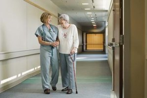 Jobs for home health aides are expected to grow much faster than average in the U.S..